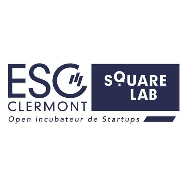 Le dupplex agence de création graphique à clermont-ferrand partenaire de l'esc clermont et square lab
