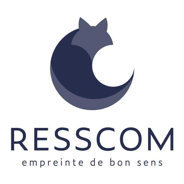 Le dupplex agence de création graphique à clermont-ferrand partenaire de resscom communication juste